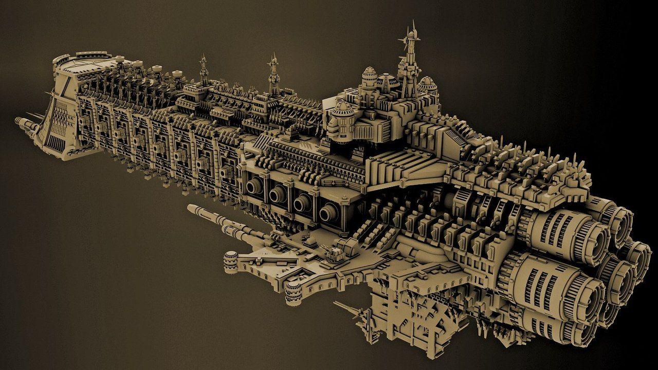 Godemperortitus Oh I Love Imperial Starships Battlefleet