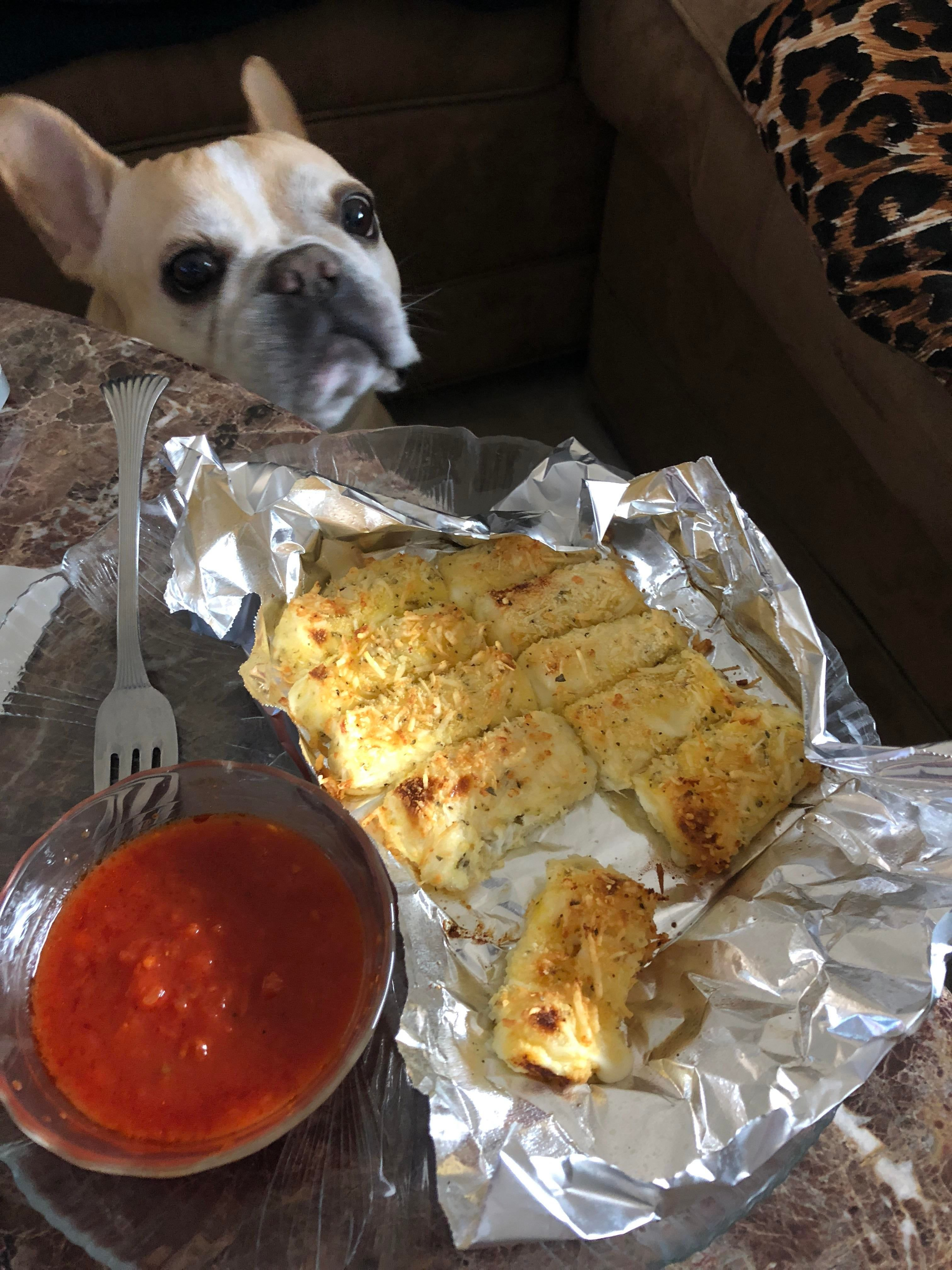 Keto mozzarella sticks ketorecipes Food, Mozzarella