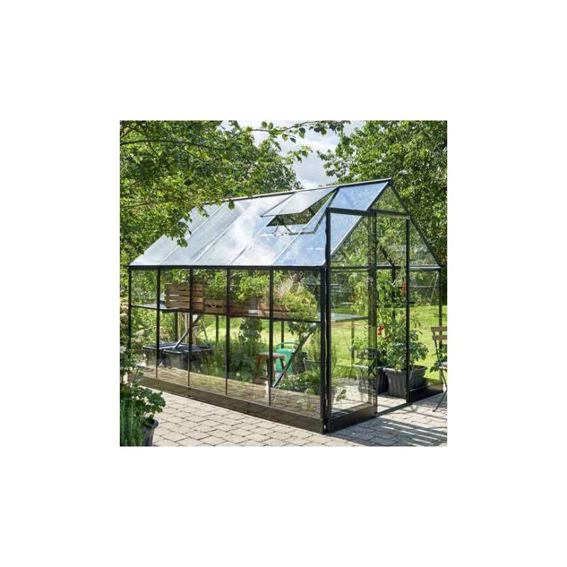 Serre De Jardin En 2020 Avec Images Serre Jardin Serre En