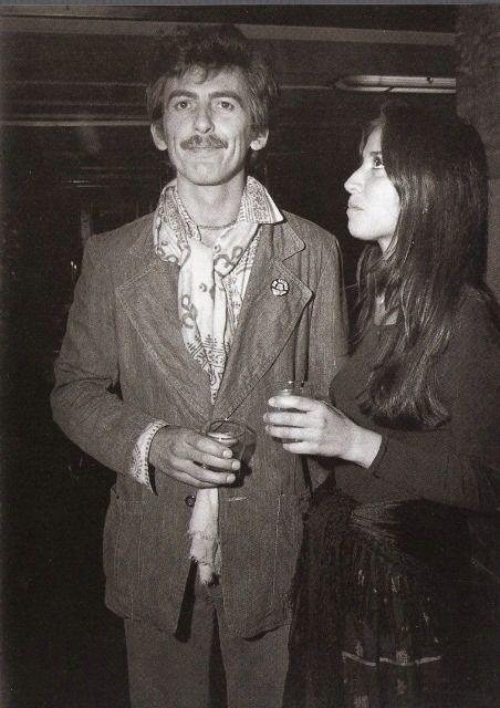 George and Olivia.