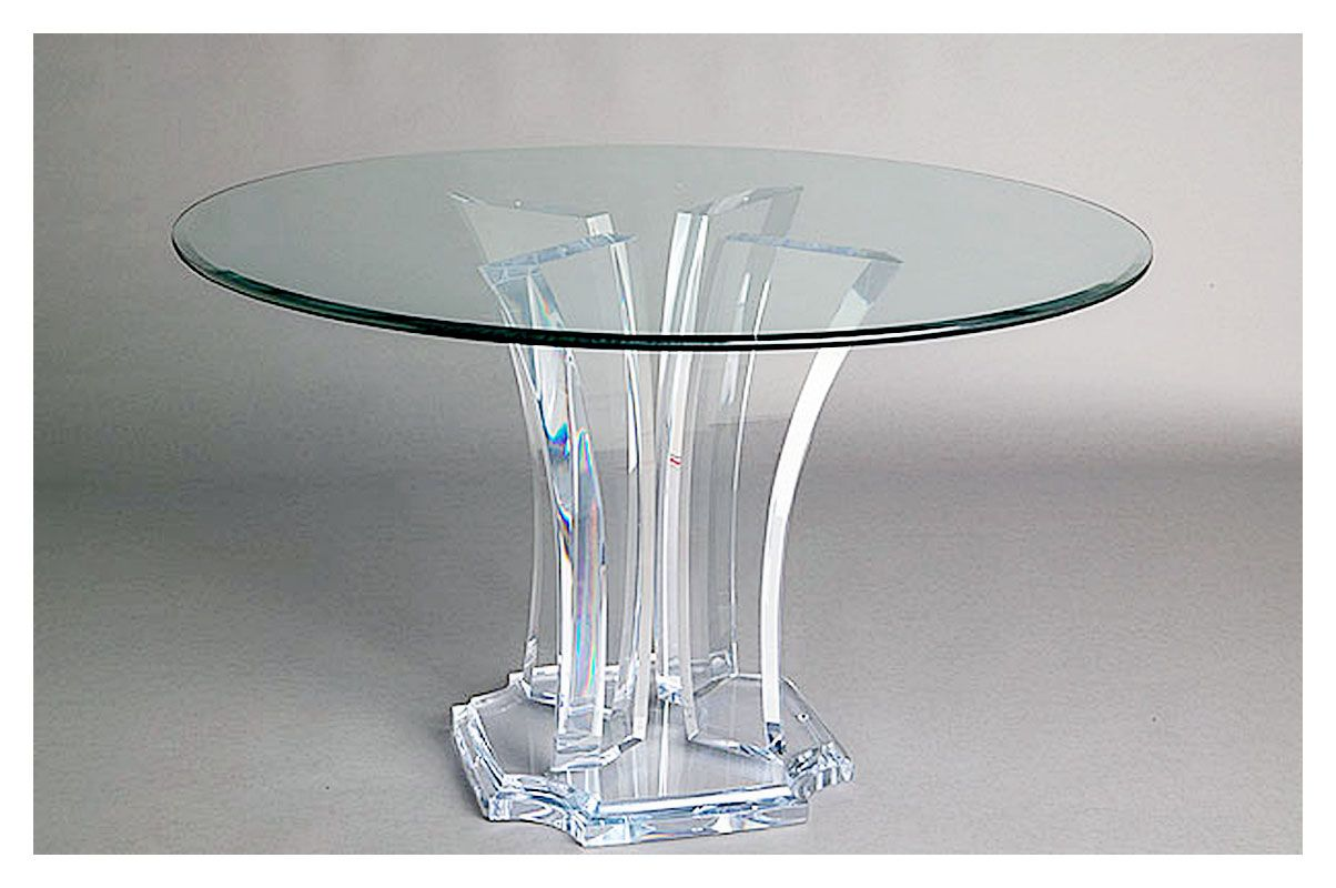 nice Awesome Acrylic tables and chairs Design Ideas , The ...