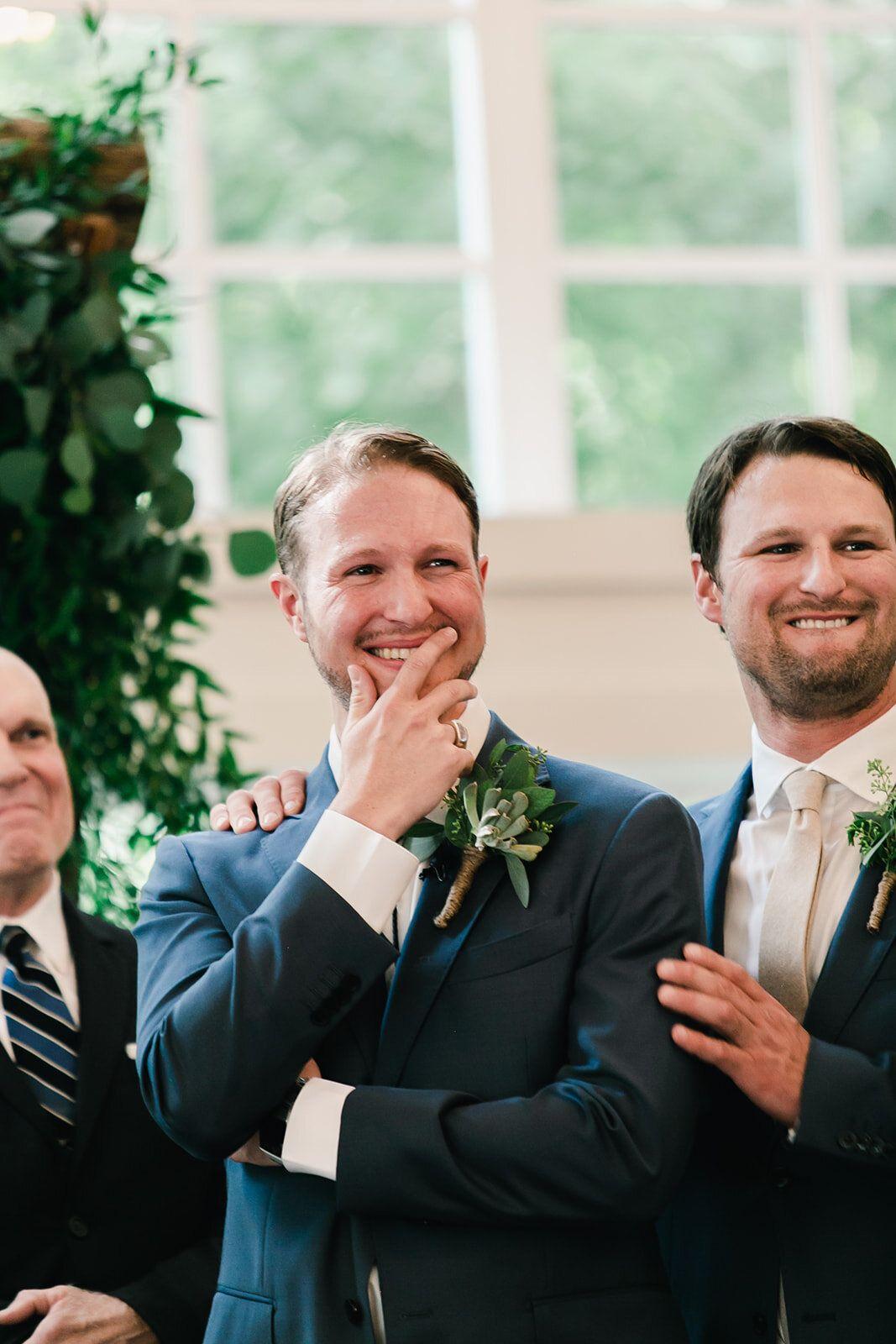 Weddings to Celebrate Allison & Callen's Carriage House