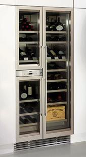 Gaggenau IK 360 wine cooler from Gaggenau appliances provides ideal ... #appliances #gaggenau #kitchen Pinned by www.modlar.com