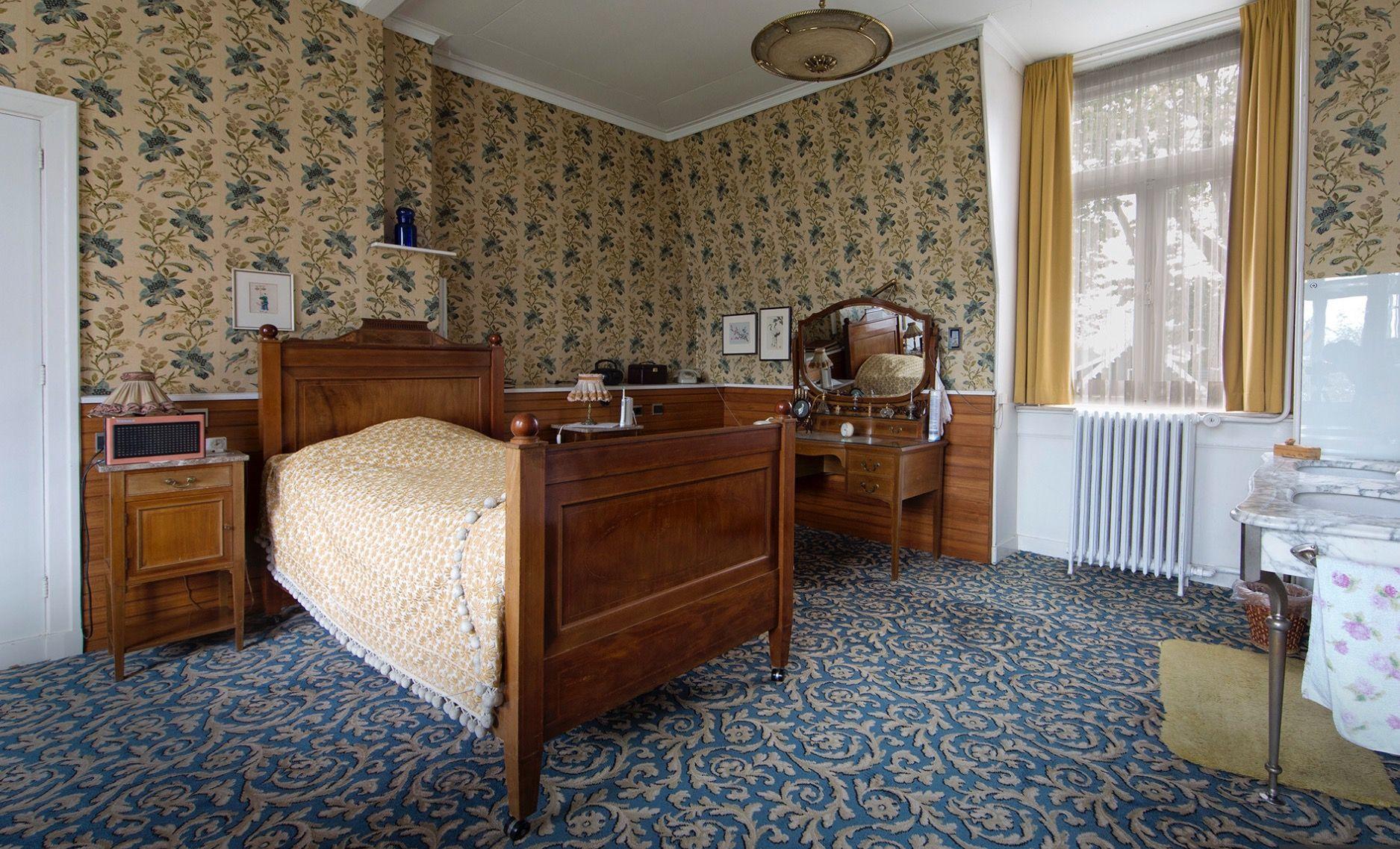 slaapkamer ledikant pander meubels Hollands | Antieke meubels ...