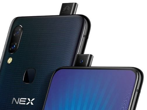VIVO NEX Incredible Specification & Features Smart Phone