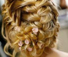 #Hair #flowers