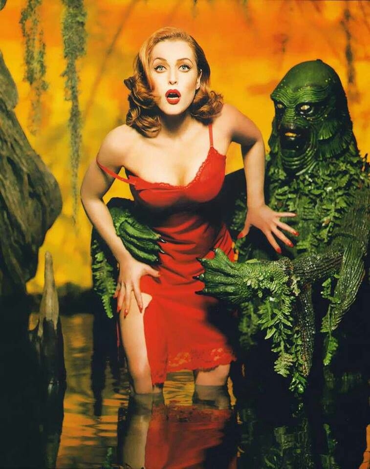 Love this X-files pic of Gillian Anderson