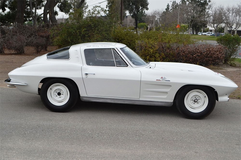1963 Chevrolet Corvette Z06 Big Tank Coupe Mickey Thompson S