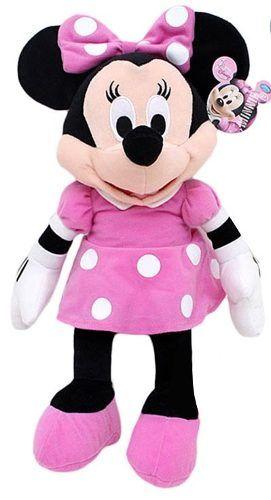 Minnie mouse vestido rosa