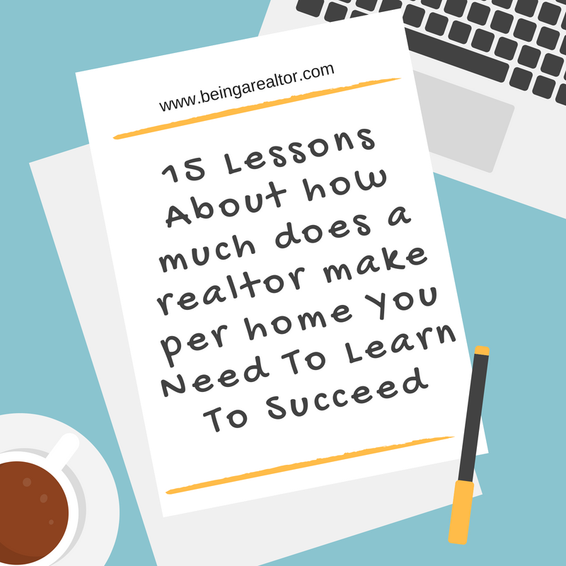 How much does a realtor make per home? How to make, Pie