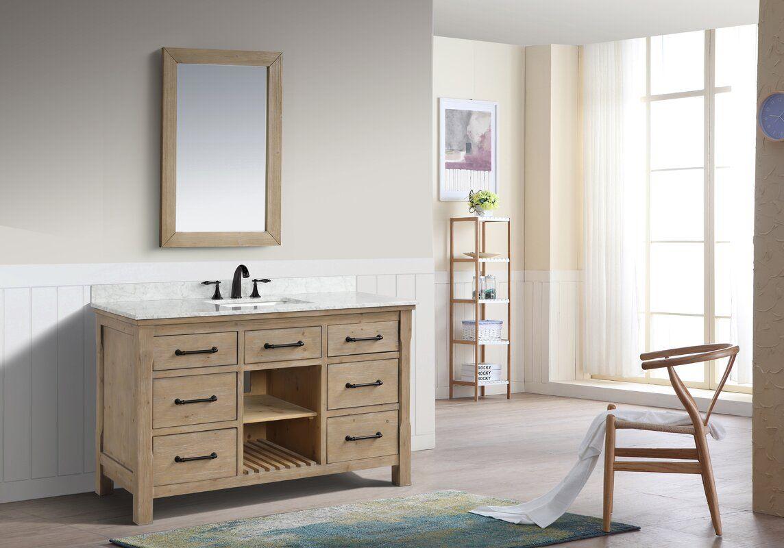 Farmhouse & Rustic Bathroom Vanities Made to Last