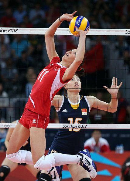 Yunwen Ma Photos Photos Olympics Day 3 Volleyball Voleybol Yildiz Disney Sanati