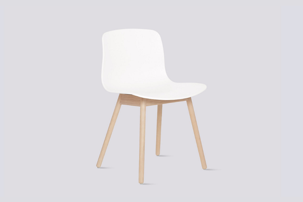 About A Chair 12 Side Chair Chairs Chair Side Chairs White Dining Chairs