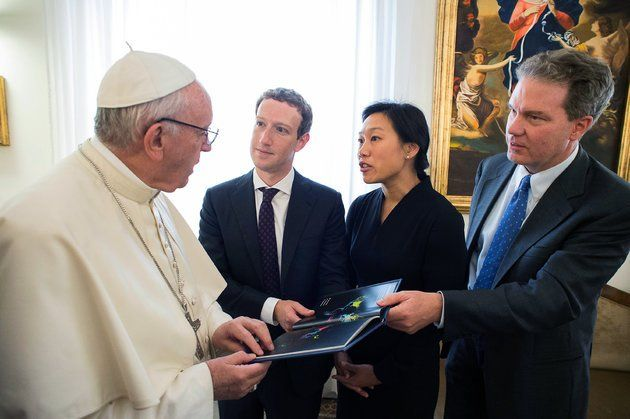 All the things #MarkZuckerberg and #PopeFrancis talked about http://bit.ly/2bW8Ahu #Facebook #SocialMedia http://bit.ly/2bxZPpD