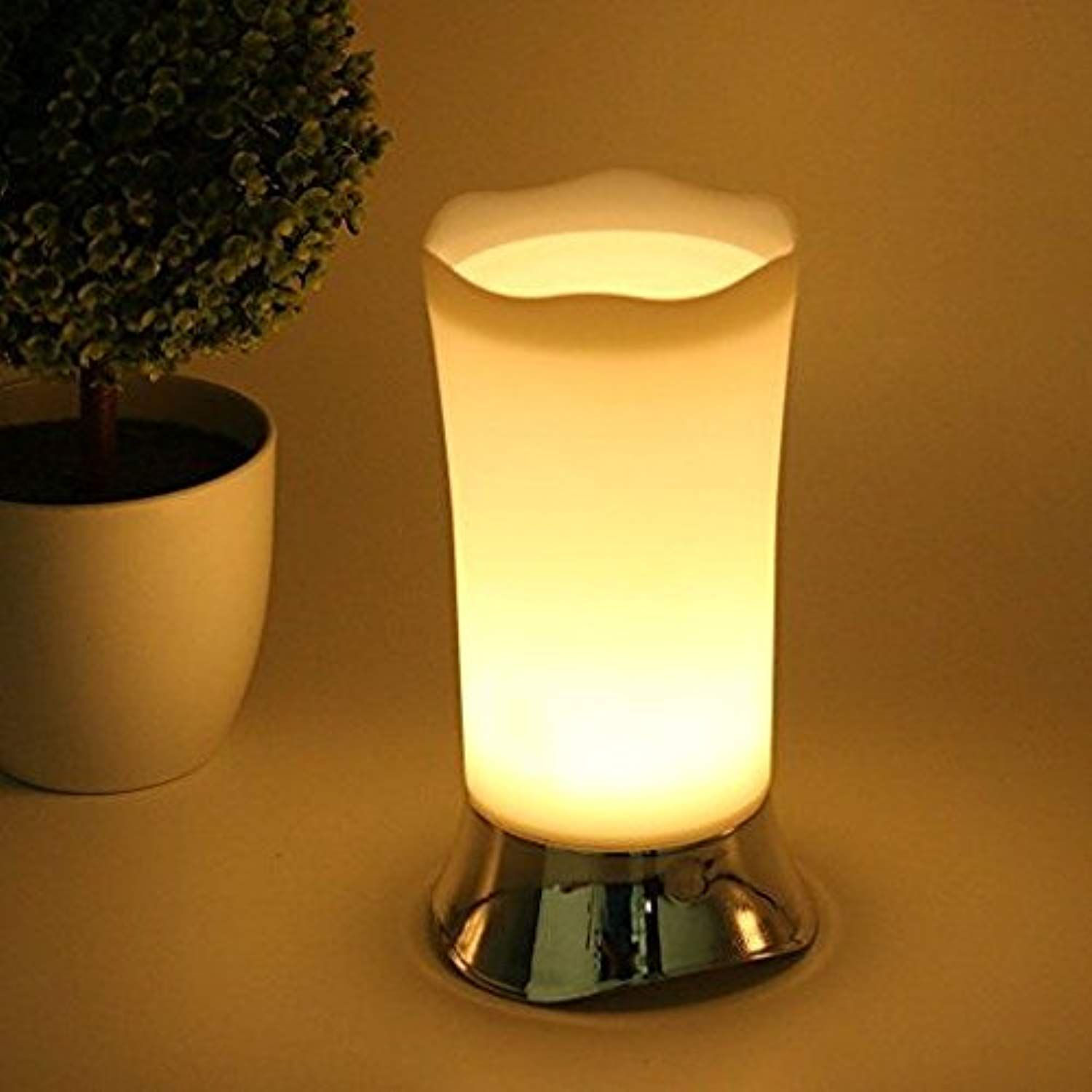 Deeplite Battery Operated Table Lamp With Motion Sensor Cordless