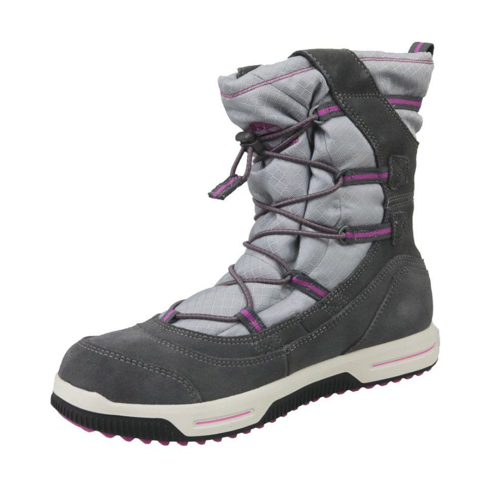 Buty Zimowe Timberland Snow Stomper Pull On Wp Jr A1uj7 Szare Winter Boots Boots Winter Shoes