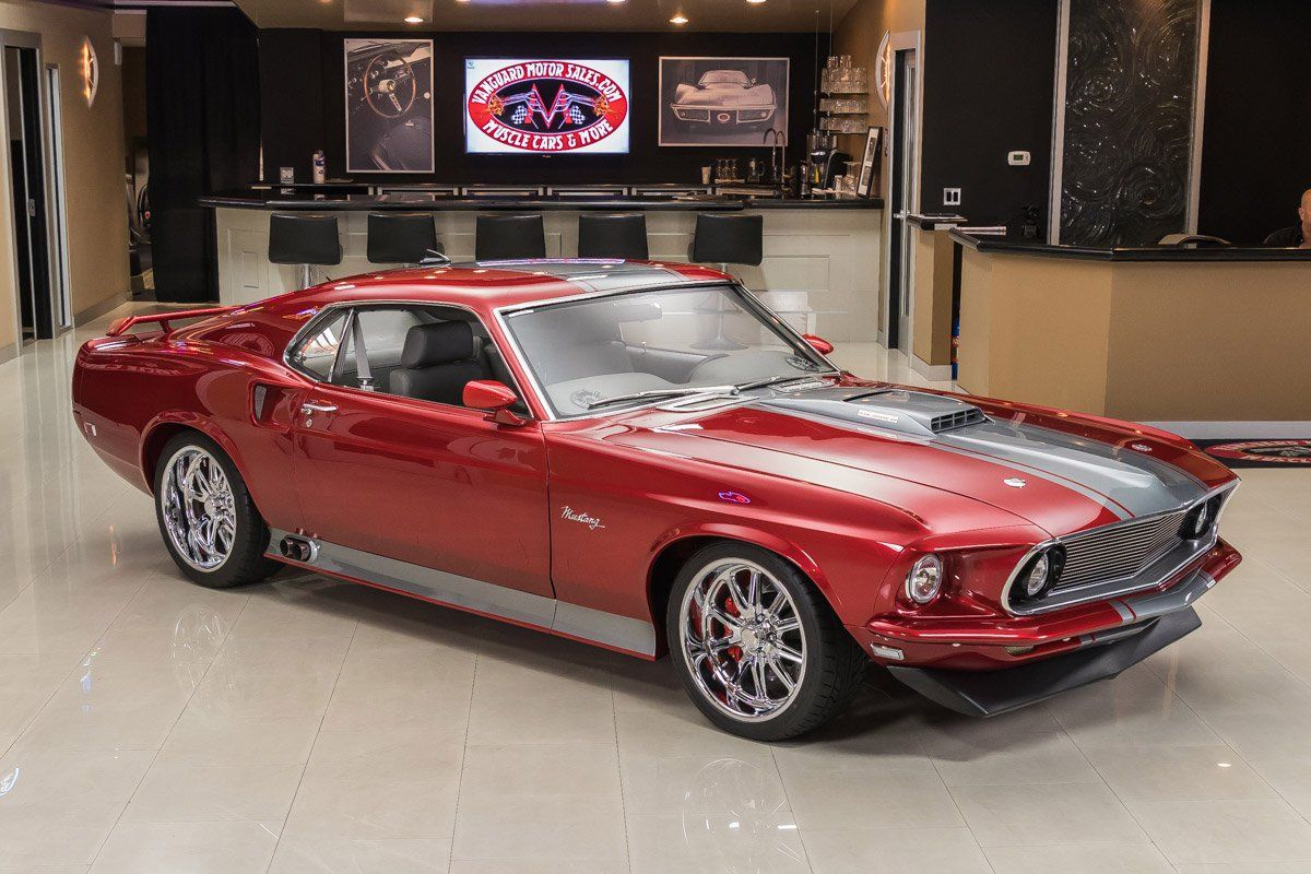 Epic 1969 Restomod Eleanor Mustang For Sale Ford Mustang