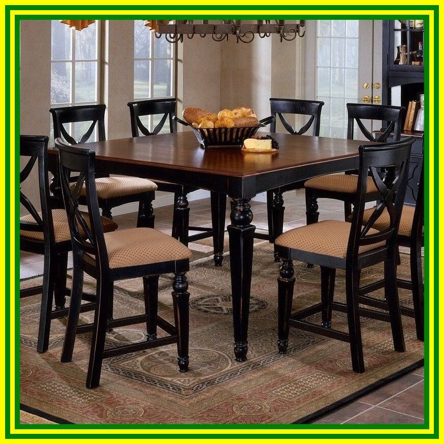 50 Reference Of Dining Room Table Bench Height Top Kitchen Table Black Kitchen Table Square Kitchen Tables