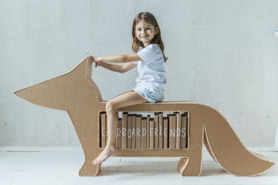 cardboardfriends #kids #design