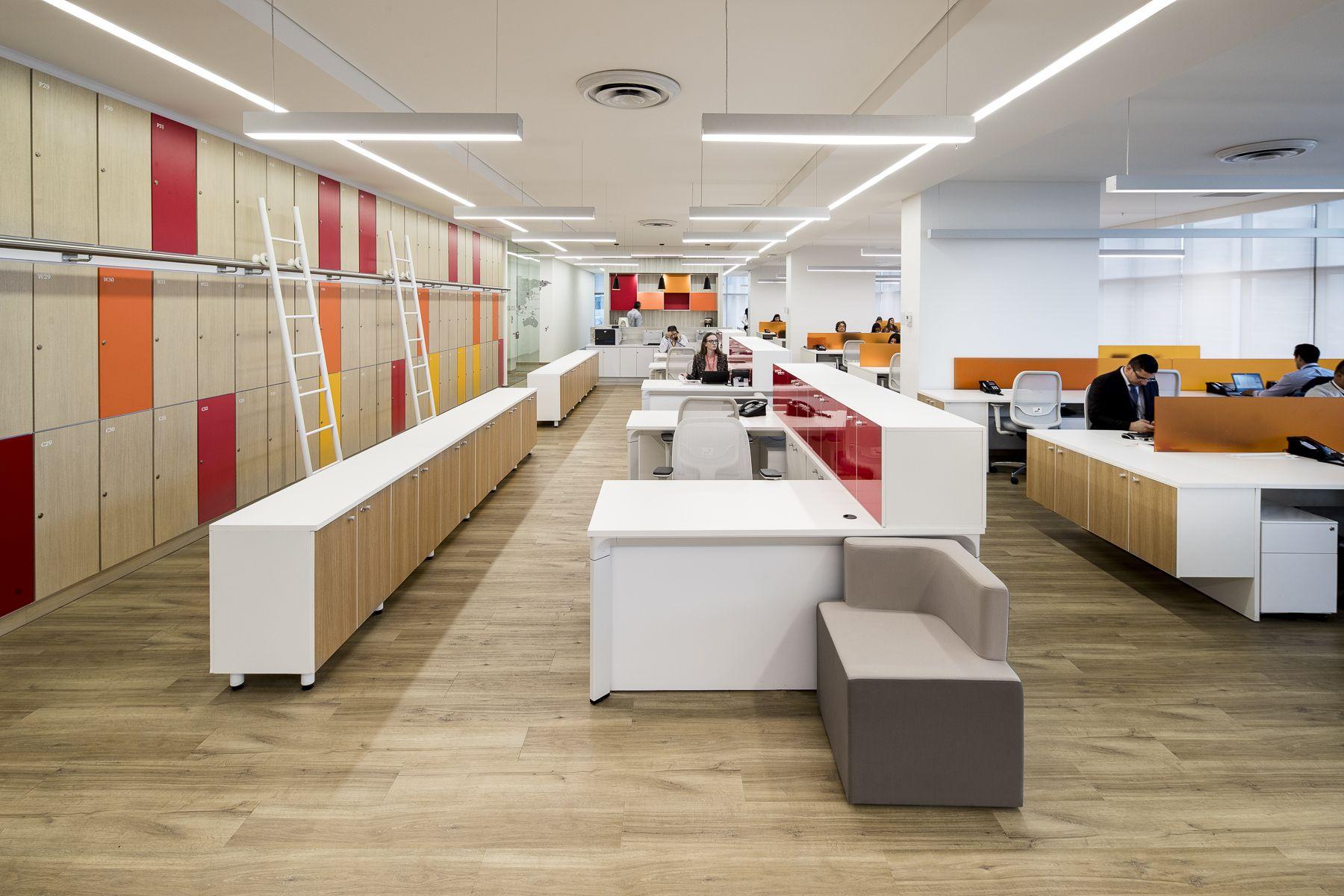 Oficinas de pwc panam dise o y construcci n arquitectura for Arquitectura de interiores
