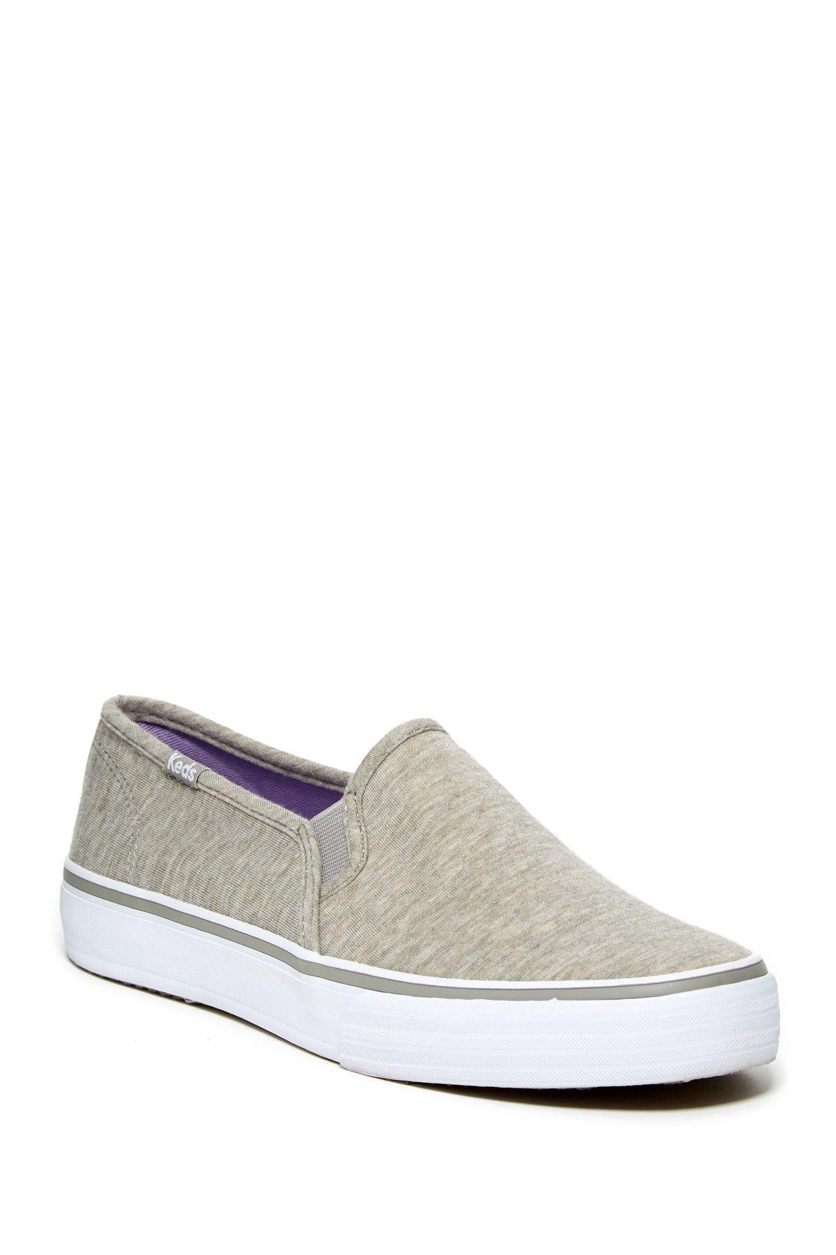Double Decker Jersey Slip On Sneaker by Keds on @nordstrom_rack