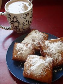 Meet The Shannons: Special Edition : The New Orleans Stay-cation Part1 : Vegan Beignets