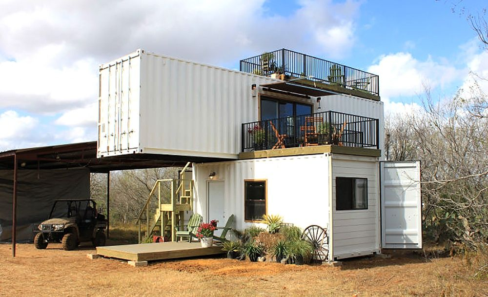 Custom Shipping Container Homes And Diy Show From Backcountry