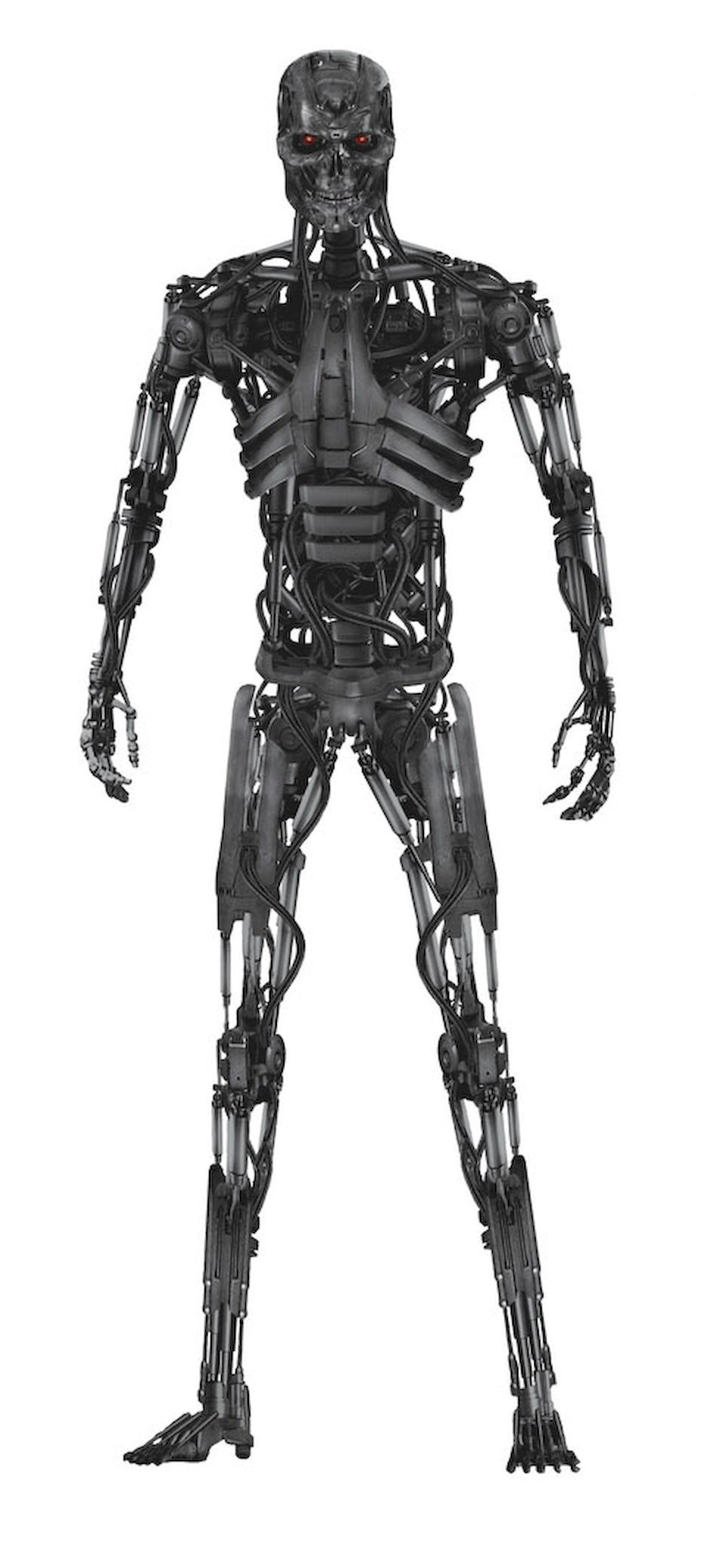 Terminator Salvation  Marcus Right Endoskeleton