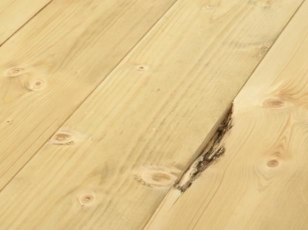Diy Network Explains How To Replace Broken Tongue And Groove Boards In Hardwood Flooring