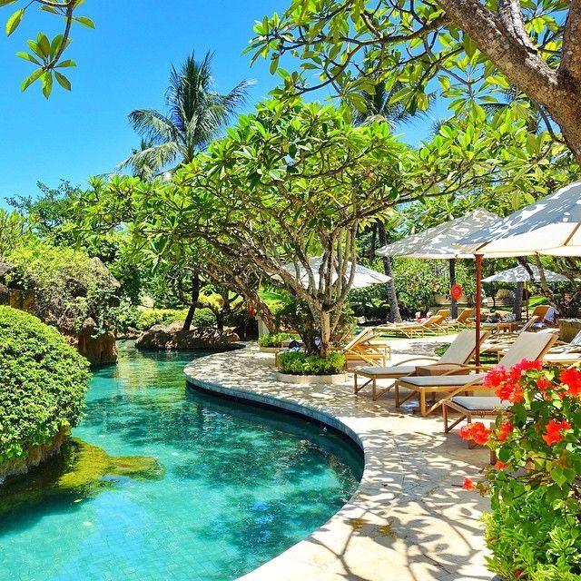 Bali Beach House: Beautiful Day At Grand Hyatt Bali. Photo Courtesy Of