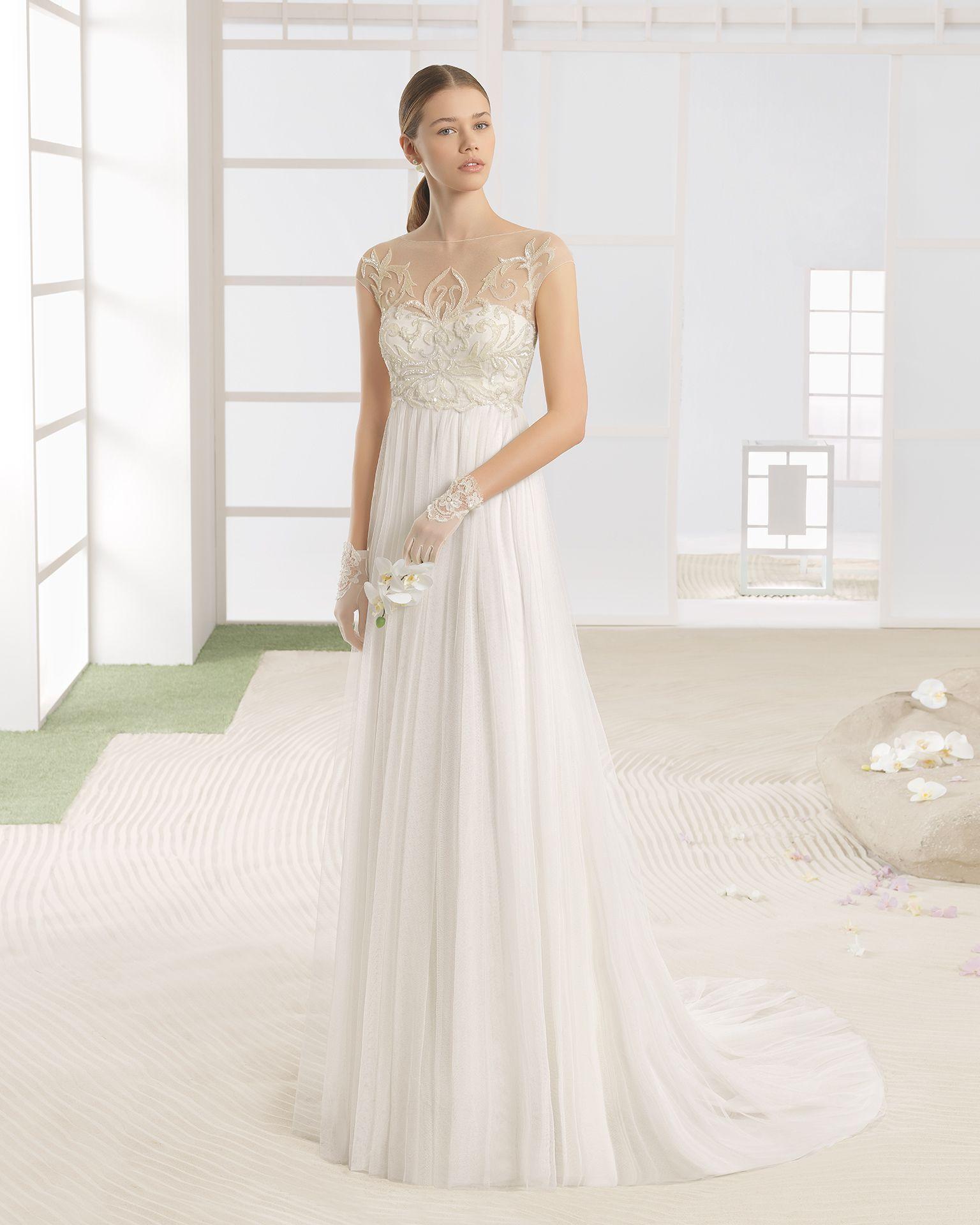 Whitney 2017 Bridal Collection Rosa Clara Soft