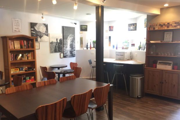 Wired Coffee House | The New Cafe Replaces Wired Coffee House On Broadway Chicago