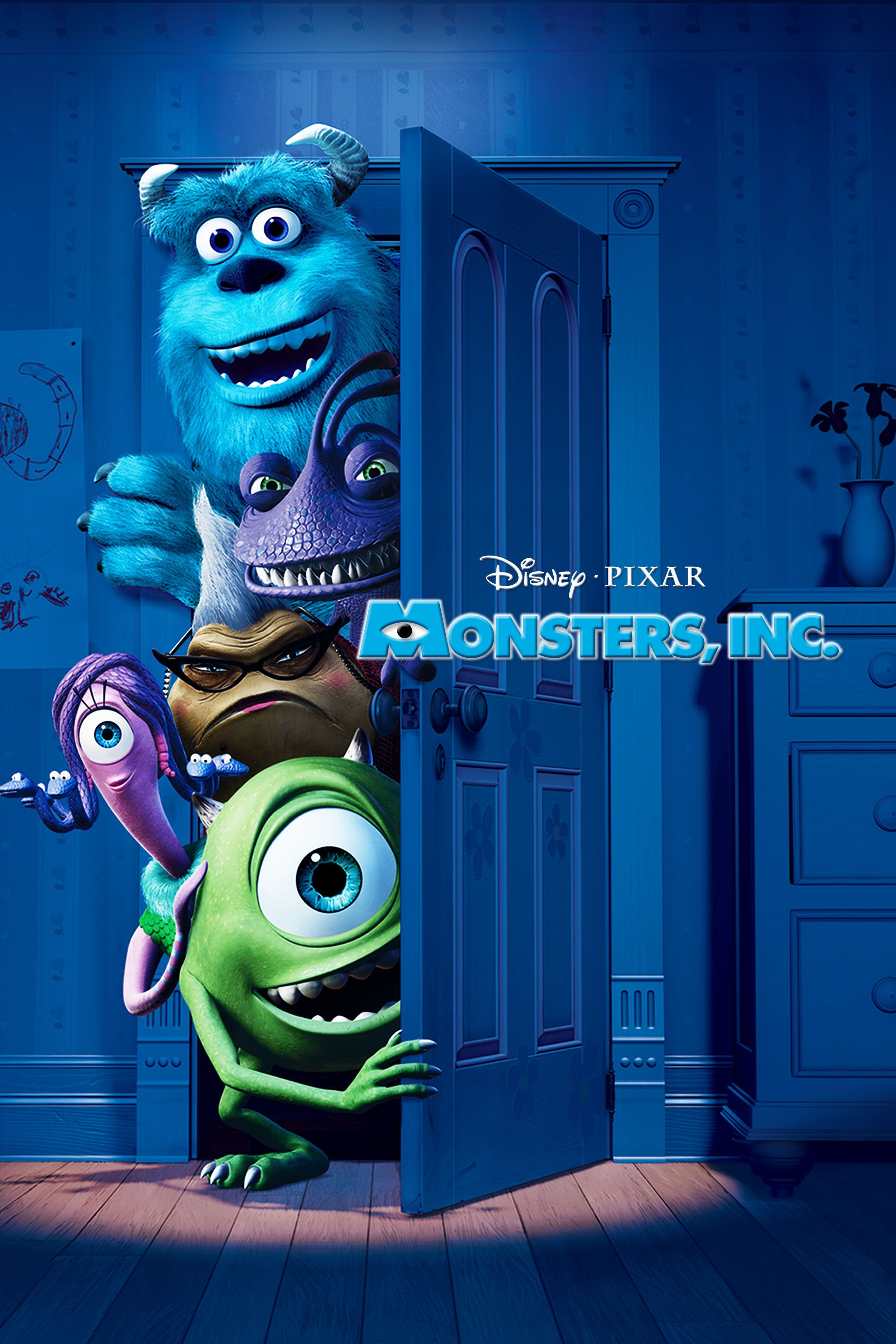 Monsters Inc On Itunes Monsters Inc Movie Disney Movies Animated Movies