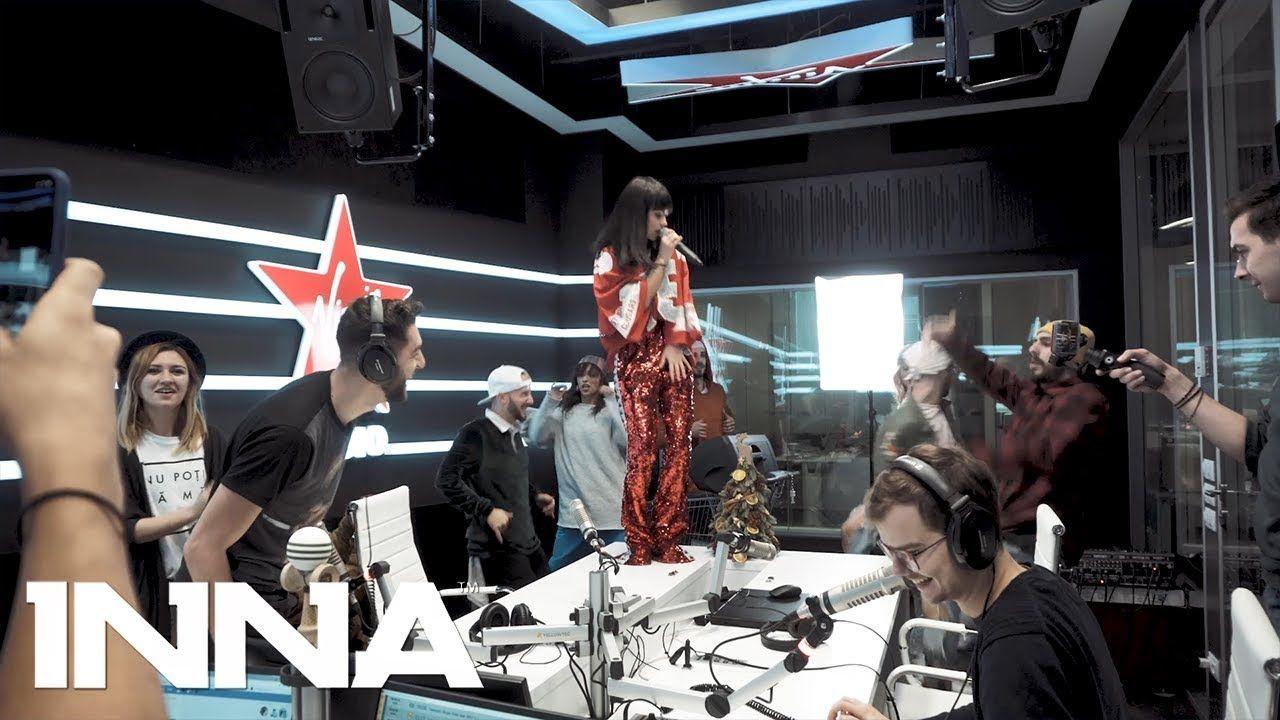 Inna Nirvana Virgin Radio Romania Takeover Virgin Radio Romania