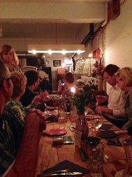Kitchenslam - Poetry gibt's hier nur auf dem Teller. Im Raum  #raum #kitchenslam