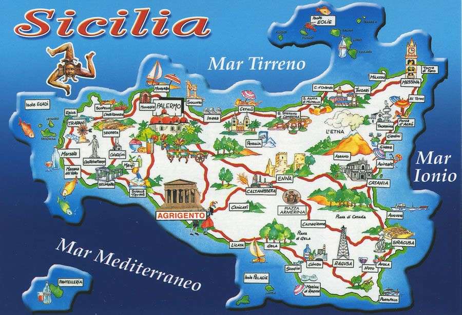 sicily history and culture | the art, history and culture of Sicily ...
