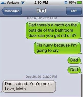 Sunday Funnies–Father's Day Edition