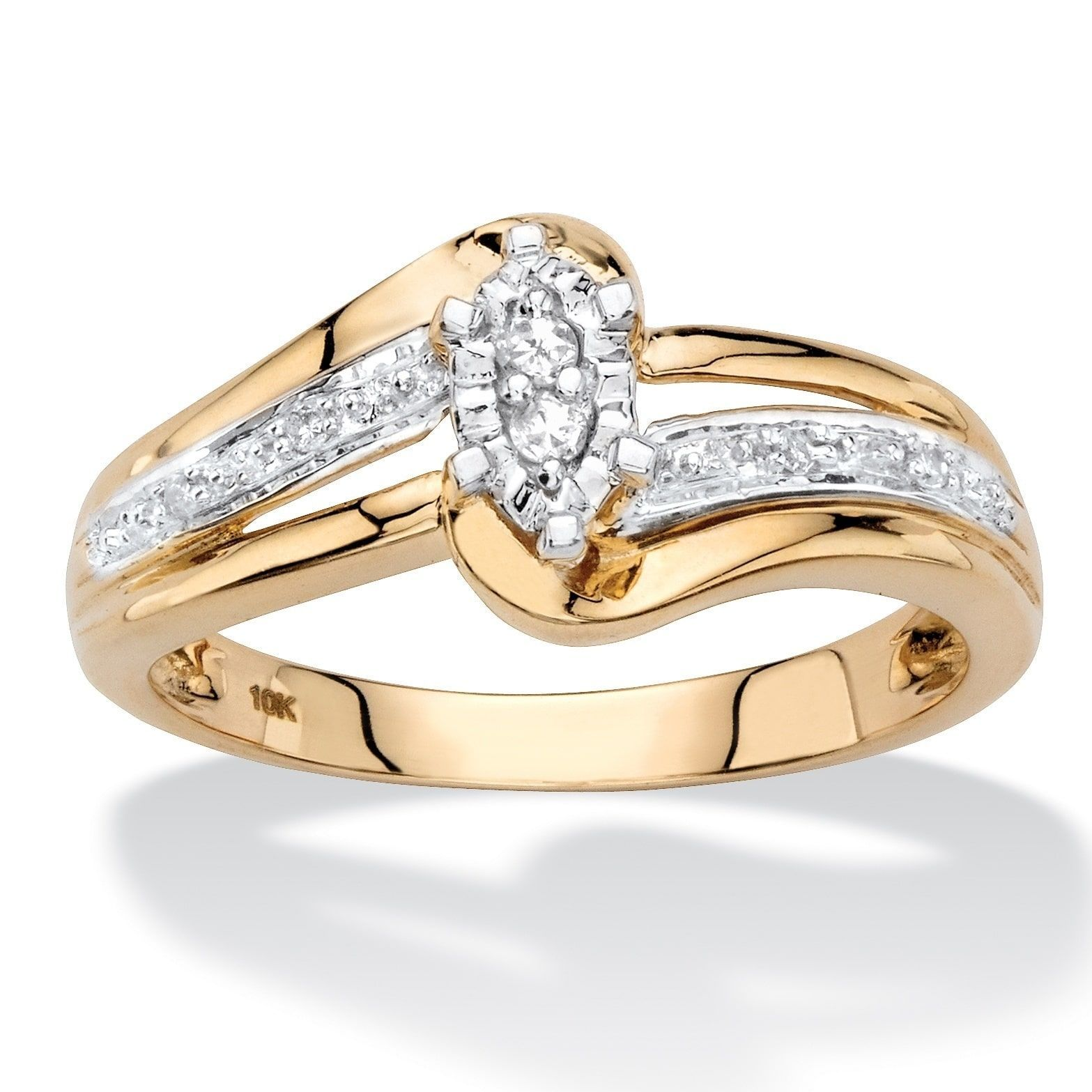 engagement five white facts friends gold wedding you rings square know halo your diamond like bezel with should that important it accent about set share ring diamonds