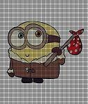The Minions Group Crochet Pattern #minioncrochetpatterns The Minions Group Crochet Pattern #minionpattern