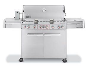 Weber Summit S 670 Gas Grill Review Gas Grill Propane Gas Grill Natural Gas Grill