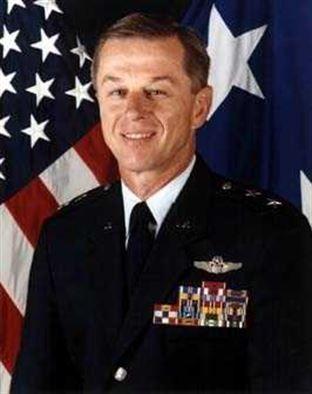 Major General Michael J  McCarthy is assistant deputy chief of staff