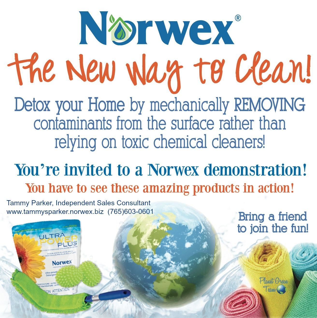 Pin by Tammy Parker on Norwex party invites | Pinterest | Norwex party