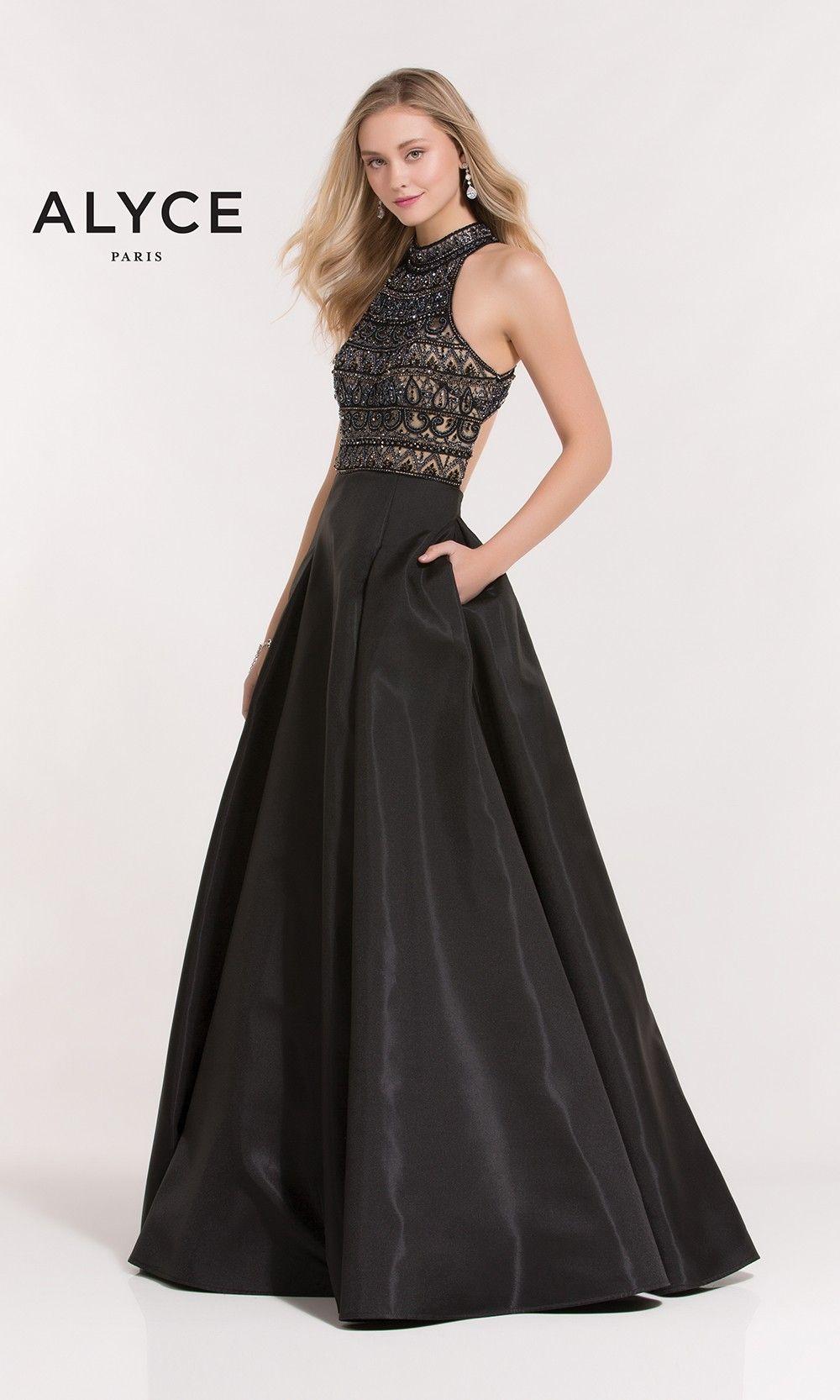 Alyce Paris Fall 2017 Long Dresses | Dress Style 6854 | Alyce Paris ...