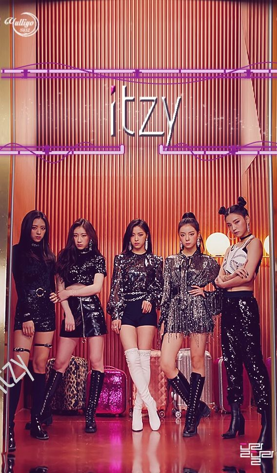 Pin By Jordan Brennan On Itzy In 2019 Kpop Girls Kpop