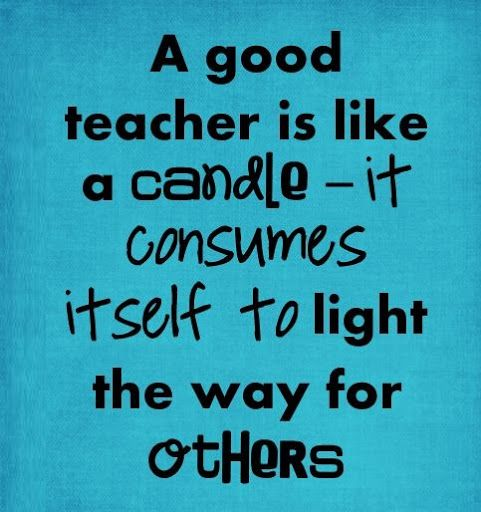 40 Really Best Quotes About Teacher With Pictures | Quote ...