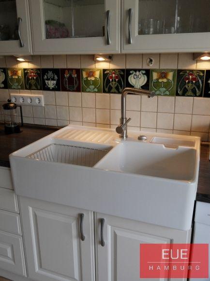 villeroy und boch sp lstein doppelbecken aus keramik f r ihre k che holen sie sich weitere. Black Bedroom Furniture Sets. Home Design Ideas