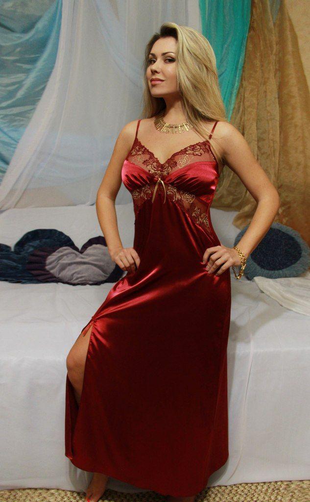 4a2ceb646789fad ночнушка   sewing in 2019   Ночные сорочки, Платья, Женская одежда ...