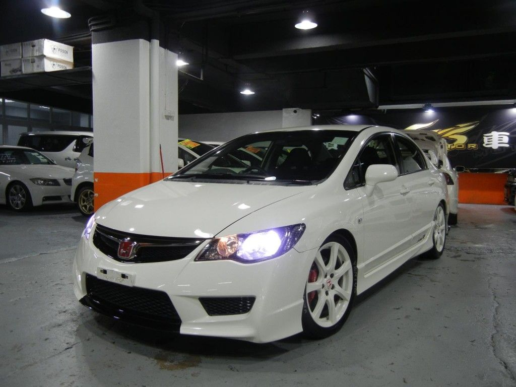 Honda civic type r fd2 jdm import saloon mugen dc5 ek9 jdm imports honda civic and jdm