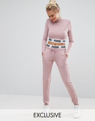entrega a domicilio Coronel Llevar  Puma Exclusive To ASOS Sweat Pants Co Ord | Sporty outfits, Puma outfit,  Clothes