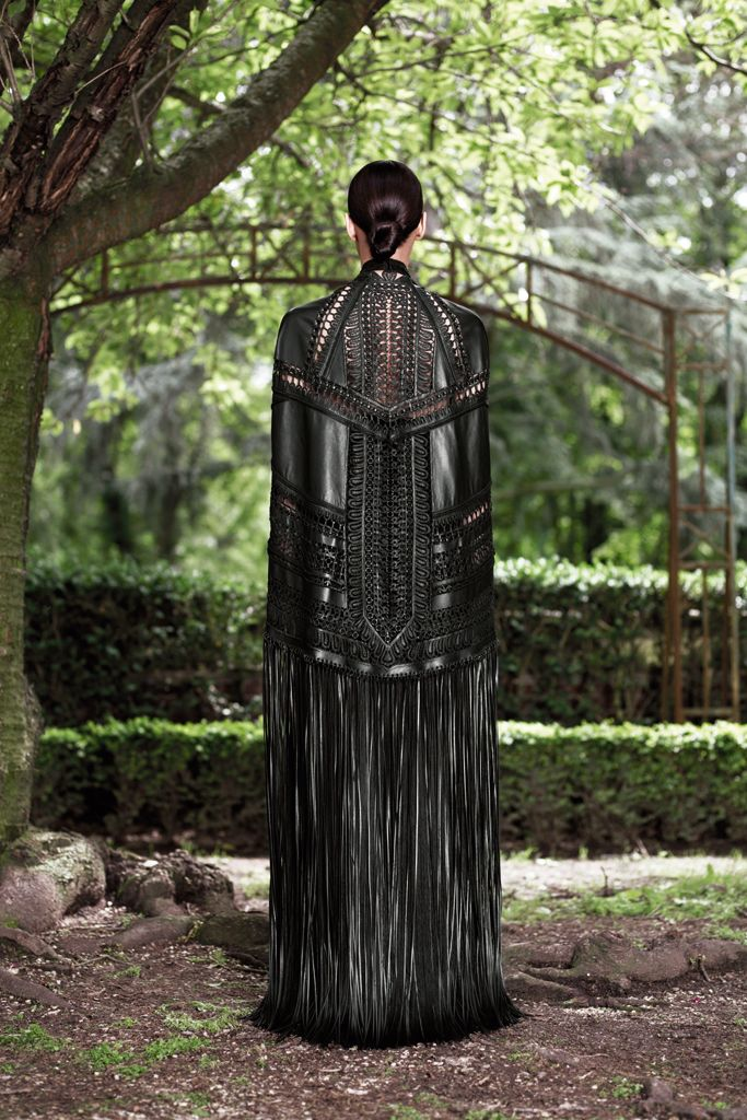 Bene Gesserit  (Lea T. - Givenchy Couture Fall/Winter 2012)